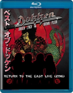 Dokken ‎– Return To The East Live [Blu-Ray] Import
