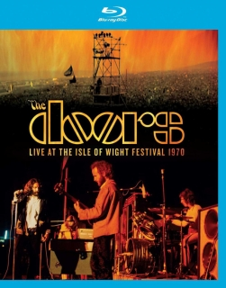 The Doors ‎– Live At The Isle Of Wight Festival [Blu-Ray] Import