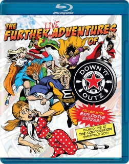 Joe Elliott's Down 'N' Outz -The Further Live Adventures Of...  [Blu-Ray] Import