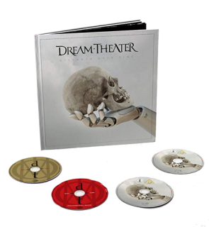 Dream Theater ‎– Distance Over Time (Ltd. Artbook Edit) [Blu-Ray+DVD+2CD] Import