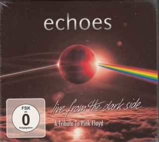 Echoes - Live From The Dark Side [2CD+Blu-Ray] Import