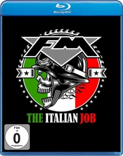 FM - The Italian Job [Blu-Ray] Import