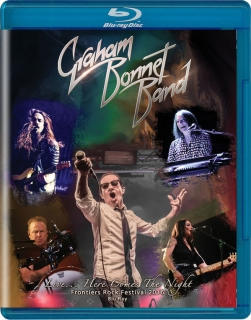 Graham Bonnet Band ‎– Live... Here Comes The Night [Blu-Ray] Import