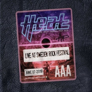 H.E.A.T - Live at Sweden Rock Festival [CD+Blu-Ray] Import