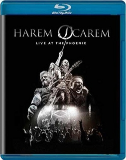 Harem Scarem ‎– Live At The Phoenix [Blu-Ray] Import