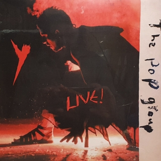 The Pop Group ‎– Y Live! [LP] Import