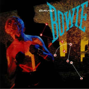 David Bowie ‎– Let's Dance [LP] Import