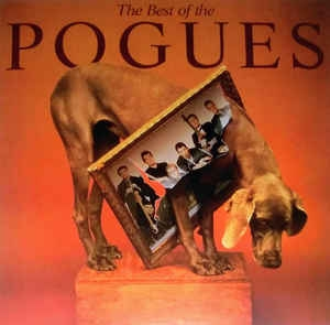The Pogues ‎– The Best Of The Pogues [LP] Import