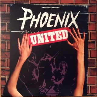 Phoenix ‎– United [LP] Import