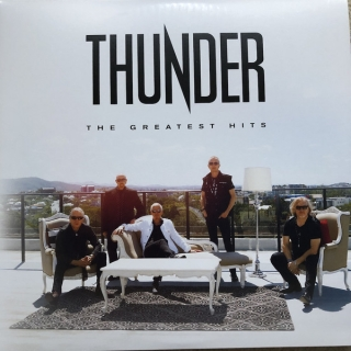 Thunder ‎– The Greatest Hits (Limited Edition) [3LP] Import