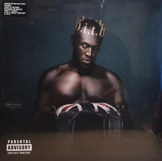 Stormzy ‎– Heavy Is The Head [2LP] Import