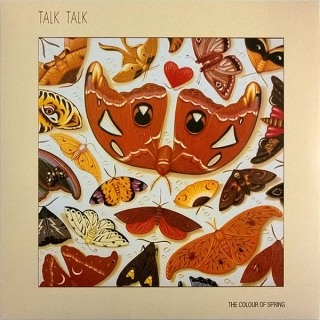 Talk Talk ‎– The Colour Of Spring [LP+DVD] Import