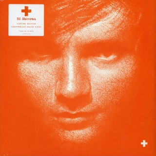 Ed Sheeran ‎– + [LP] Import
