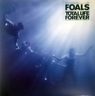 Foals ‎– Total Life Forever [LP] Import