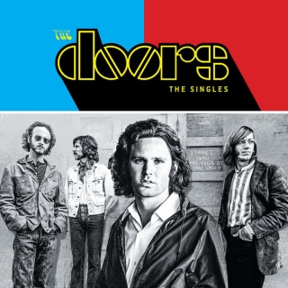 The Doors ‎– The Singles [2CD+Blu-Ray] Import