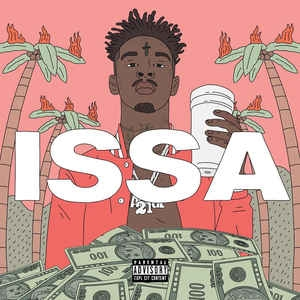 21 Savage ‎– Issa Album [2LP] Import