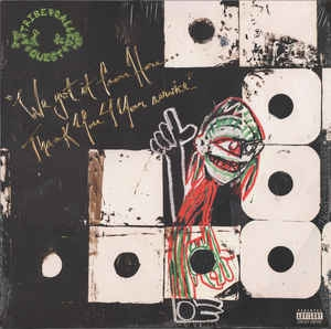 A Tribe Called Quest ‎– We Got It From Here… [2LP] Import