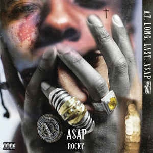 A$AP Rocky ‎– At.Long.Last.A$AP [2LP] Import
