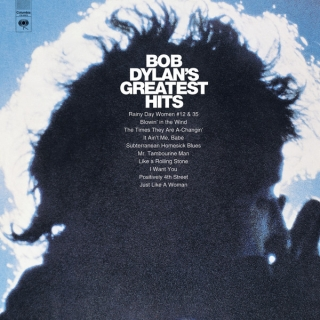 Bob Dylan ‎– Bob Dylan's Greatest Hits [LP] Import
