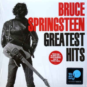 Bruce Springsteen ‎– Greatest Hits [2LP] Import