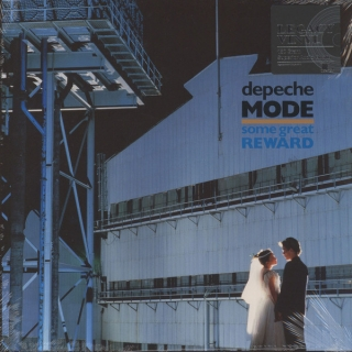 Depeche Mode ‎– Some Great Reward [LP] Import