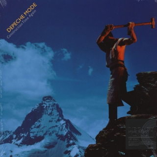 Depeche Mode ‎– Construction Time Again [LP] Import