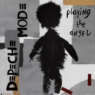 Depeche Mode ‎– Playing The Angel [2LP] Import