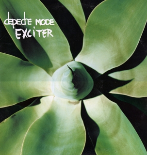Depeche Mode ‎– Exciter [2LP] Import