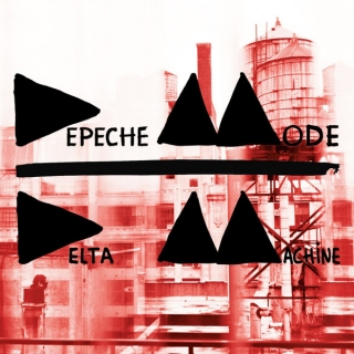 Depeche Mode ‎– Delta Machine [2LP] Import