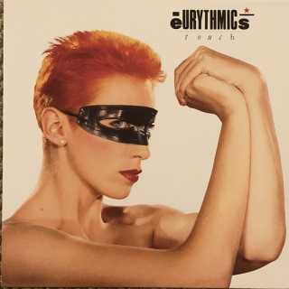Eurythmics ‎– Touch [LP] Import