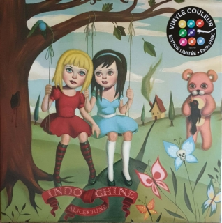 Indochine ‎– Alice & June [2LP] Import