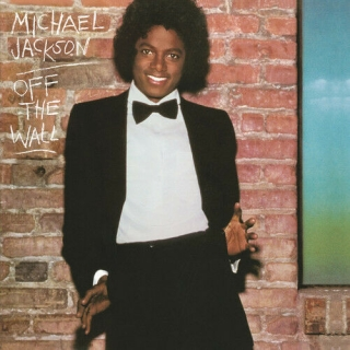 Michael Jackson ‎– Off The Wall [LP] Import