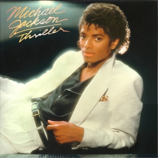 Michael Jackson ‎– Thriller [LP] Import