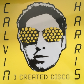 Calvin Harris ‎– I Created Disco [2LP] Import