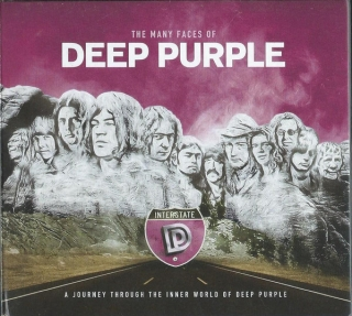 The Many Faces Of Deep Purple Various (White Marble Gatefold Vinyl) [2LP] Import