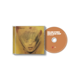 The Rolling Stones ‎– Goats Head Soup 2020 [CD] Import