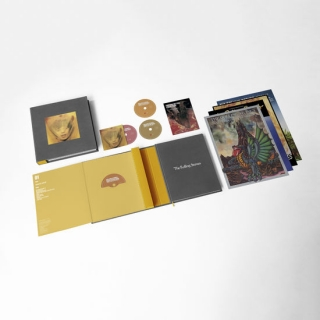 The Rolling Stones ‎– Goats Head Soup 2020 (Deluxe Box Set) [3CD+Blu-Ray] Import