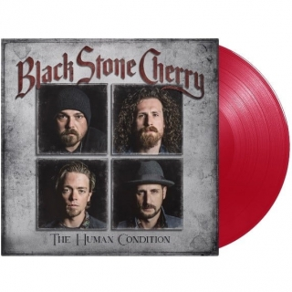 Black Stone Cherry - The Human Condition (Red Vinyl) [LP] Import