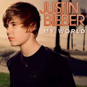 Justin Bieber ‎– My World [LP] Import