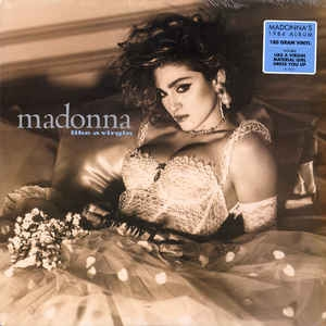 Madonna ‎– Like A Virgin [LP] Import