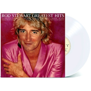 Rod Stewart ‎– Greatest Hits Vol. 1 (Ltd White Vinyl) [LP] Import