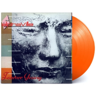 Alphaville ‎- Forever Young (Ltd Orange Vinyl) [LP] Import