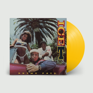 Ice T – Rhyme Pays (Ltd Yellow Vinyl) [LP] Import