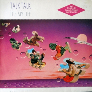 Talk Talk - It's My Life (Ltd Purple Vinyl) [LP] Import