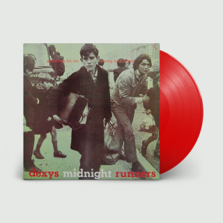 Dexys Midnight Runners - Searching for The Young (Ltd Red Vinyl) [LP] Import