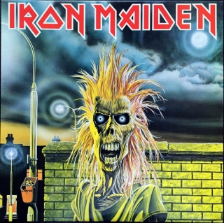 Iron Maiden ‎– Iron Maiden (Ltd Picture Vinyl) [LP] Import