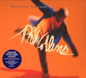 Phil Collins ‎– Dance Into The Light [2CD] Import