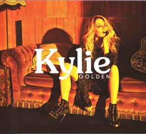 Kylie ‎– Golden [CD] Import