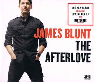 James Blunt ‎– The Afterlove [CD] Import