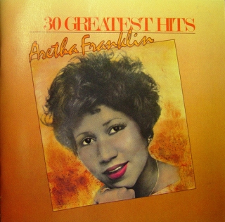 Aretha Franklin ‎– 30 Greatest Hits [2CD] Import